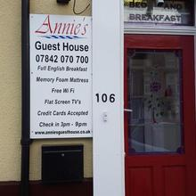 Annie's Guest House in Newcastle Upon Tyne