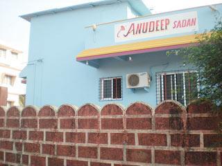 Anudeep Sadan Homestay in Ganpati Pule