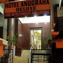 Anugraha Deluxe Hotel in Guledagudda