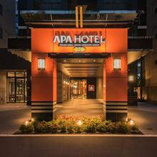 Apa Hotel Higashi-umeda Minami-morimachi-ekimae in Osaka