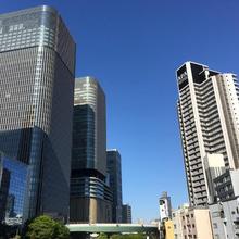 Apa Hotel Osaka Higobashi Ekimae in Osaka