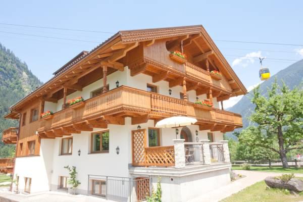 Apart Central in Mayrhofen