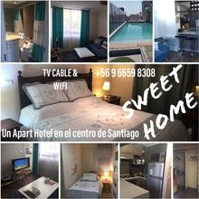 Apart Sweet Home in Santiago