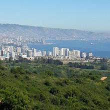 Apartamento Vista Al Mar Dos Cocheras in Valparaiso