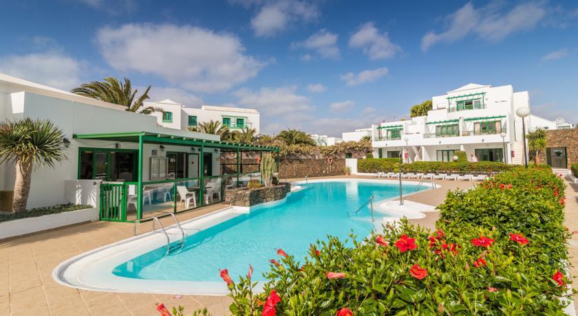 Apartamentos Guarapo in Lanzarote