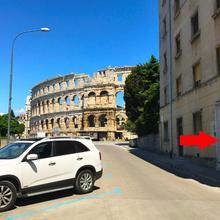Apartment Amfiteatar in Pula