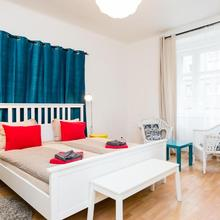 Apartment Lucemburská in Prague