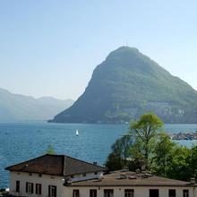 Apartment Residenza Cassarate Lago in Lugano