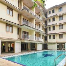 Apartment With A Pool In Calangute, Goa, By Guesthouser 39037 in Calangute
