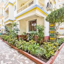 Apartment With A Pool In Calangute, Goa,by Guesthouser 61748 in Calangute