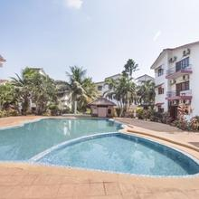 Apartment With Pool In Calangute, Goa, By Guesthouser 61926 in Calangute