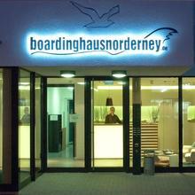 Apartments Boardinghaus Norderney in Norden