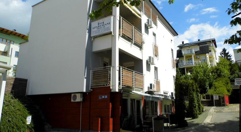 Apartments Trsje in Zagreb