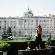 Apartosuites Jardines De Sabatini in Madrid