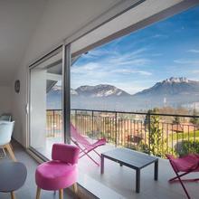 Appartement Mont Blanc - Vue Lac in Marigny-saint-marcel