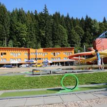 Aqua Park Špindlerův Mlýn in Karpacz