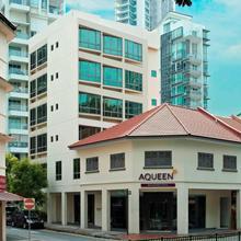 Aqueen Hotel Balestier in Singapore