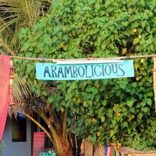 Arambolicious in Mandrem