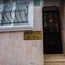 Arapzade Apart Otel in Istanbul