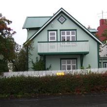 Architects Cottage in Reykjavik