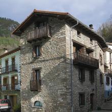 Argonz Etxea in Urzainqui
