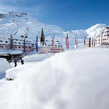 Arlberg Hospiz Hotel in Lech
