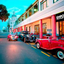 15 - 4 Star Hotels in Napier @ ₹655 & discount upto 40