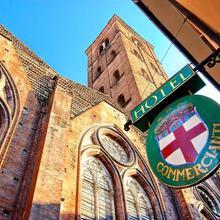 Art Hotel Commercianti in Bologna