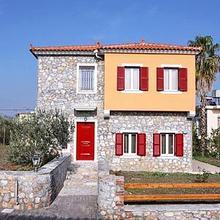 Art Lesvos Villas in Mystegna