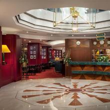 Art Nouveau Palace Hotel in Prague