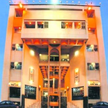 Hotel Ashish Palace in Udaipur