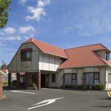 Aspen Manor Motel in Hamilton