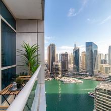 At Home - Apartment Dubai Marina Bay Central West Tower - Marina View in Dubai