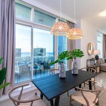 At Home - Apartment Dubai Marina Botanica Tower - Full Sea View in Dubai