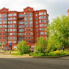 Athens Quarter in Tomsk