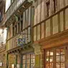 Auberge Saint Pierre in Moidrey