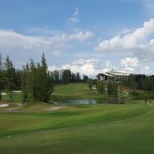 Austin Heights Golf & Hotel Resort in Johor Bahru