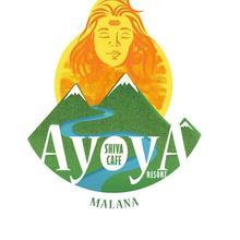 Ayoya Malana - Shiva Cafe in Kasol