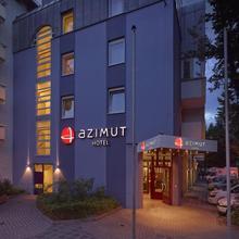 Azimut Hotel Nuremberg in Nuernberg