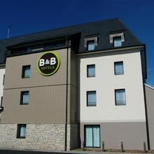 B&b Hotel Saint Malo Sud in Saint-malo