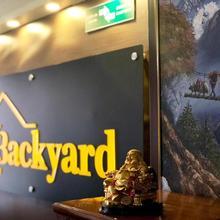 Backyard Hotel in Kathmandu