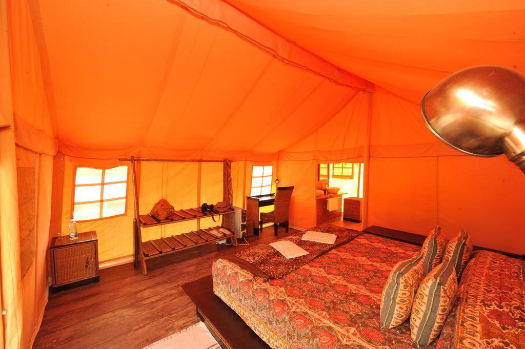Bagh Villas Jungle Camp & Spa in Malanjkhand
