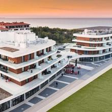 Baltic Park Molo Apartments By Zdrojowa in Heringsdorf