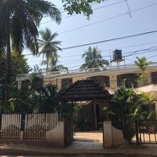 Banyan Tree Courtyard in Goa