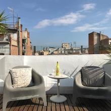 Barcelona Terrace Apartment in Barcelona