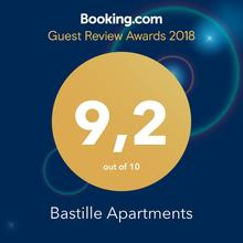 Bastille Apartments in Paris