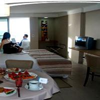 Beach Class Suites in Recife