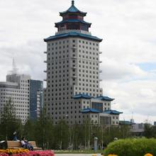 Beijing Palace Soluxe Hotel Astana in Astana