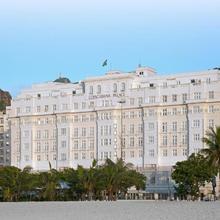 Belmond Copacabana Palace in Rio De Janeiro