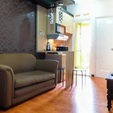 Best Location 2br Green Pramuka Apartment By Travelio in Jakarta